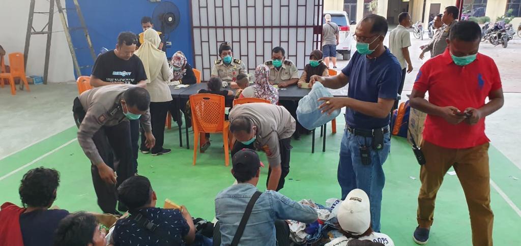 Hasil Pemeriksaan ke 39 TKI Asal Malaysia Terbebas Virus Corona