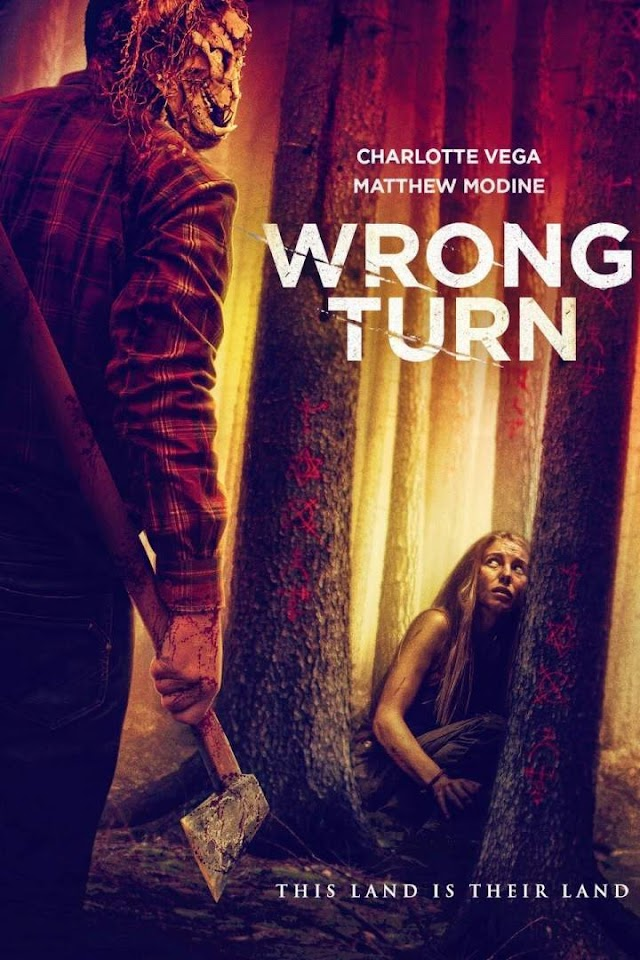 Wrong Turn Full Movie -(2021).