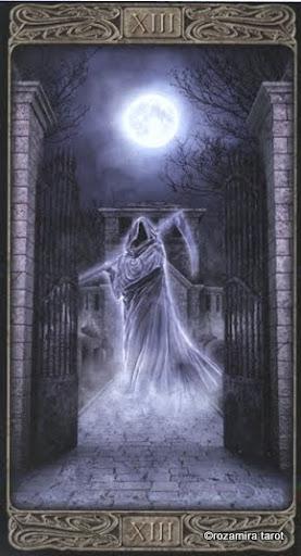 Таро Призраков — Ghost Tarot 528_13