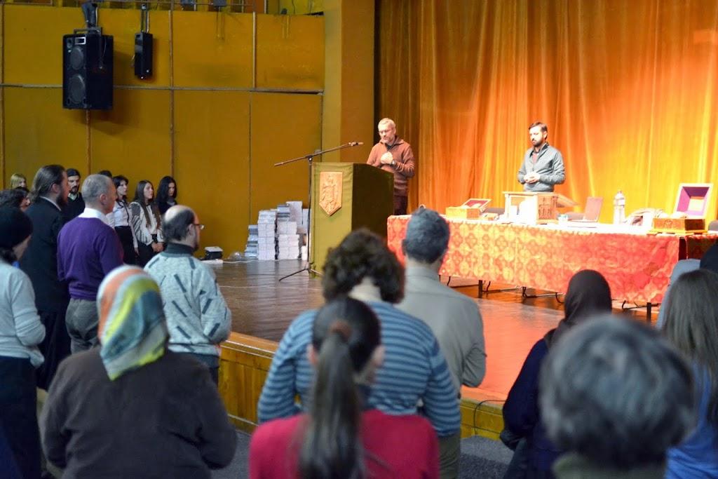 036 Avva Justin Parvu si Sfintii inchisorilor (Teatrul Luceafarul, Iasi, 2014.03.19)
