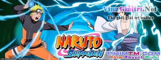 Xem Phim Naruto Phần 2 - Naruto Season 2: Shippuden - phimtm.com - Ảnh 1
