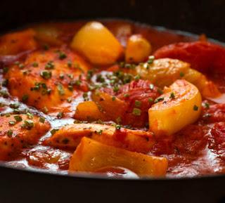 Moamba Angolan Stew