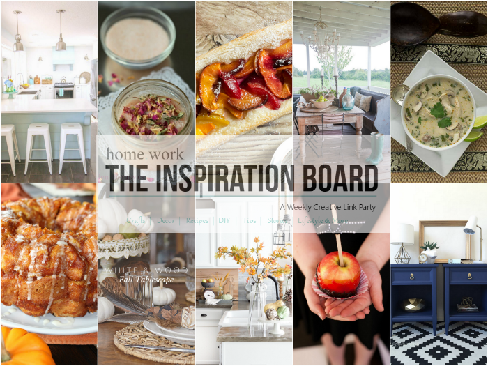 The Inspiration Board Features 278