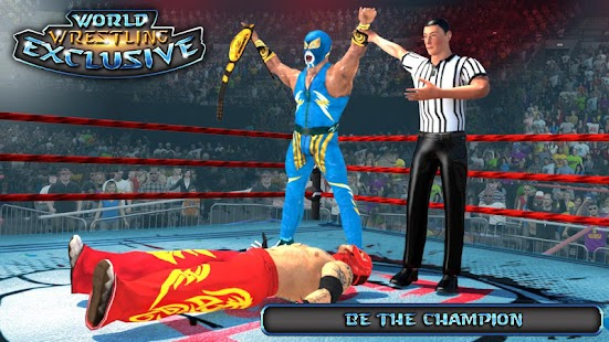 World Wrestling : Fighting Revolution - náhled