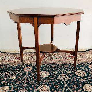 Safavieh English Home Collection Octagonal Center Table