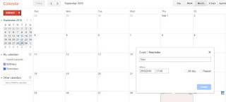 Reminders not showing in Google Calendar (Web version) - Google