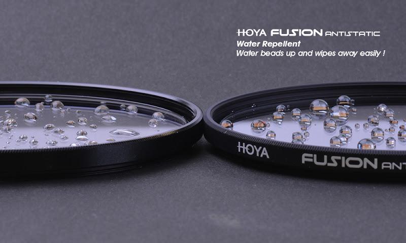 kính lọc HOYA Fusion Antistatic