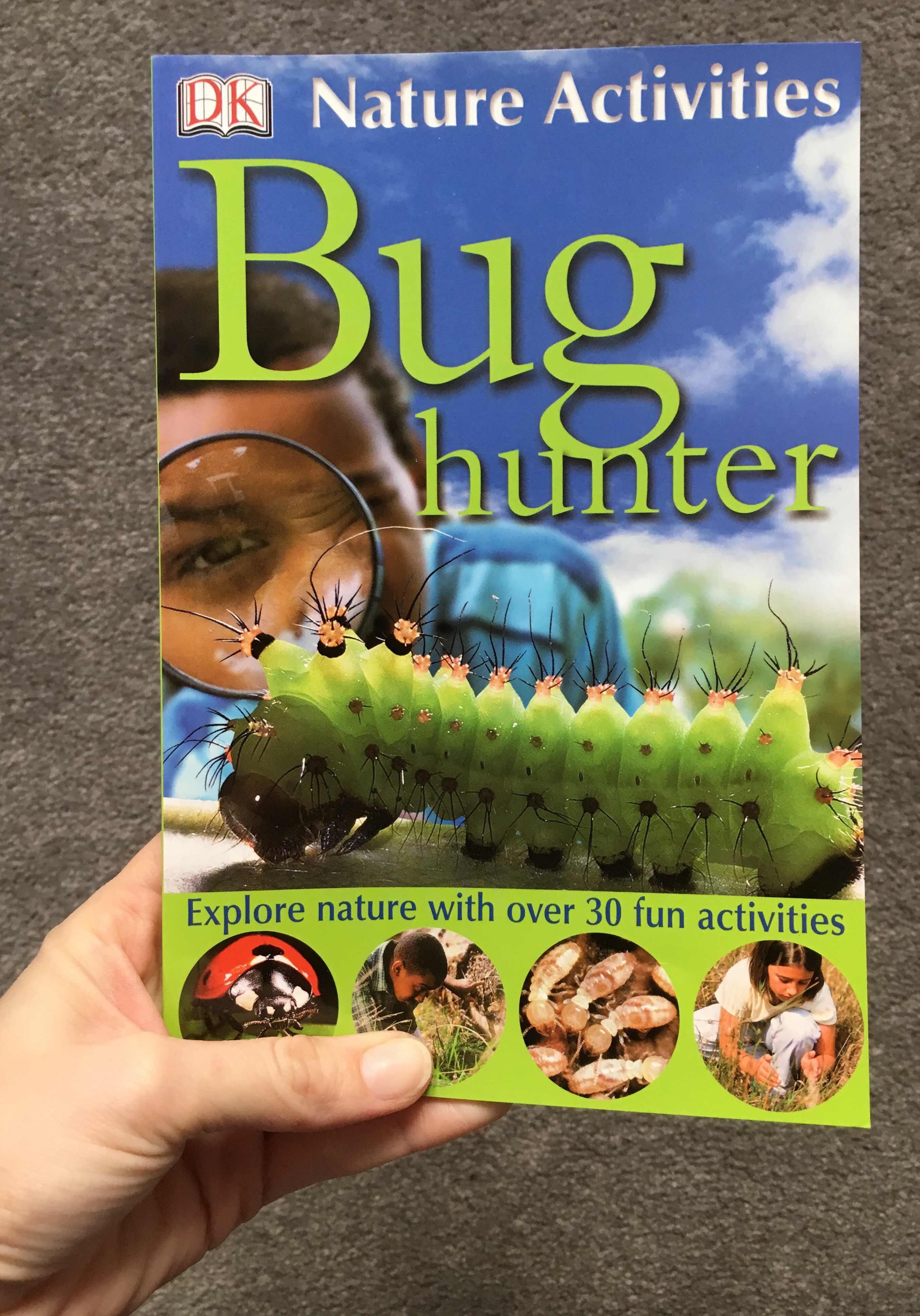 DK Bug Hunter book
