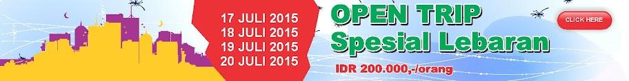 open trip 2015