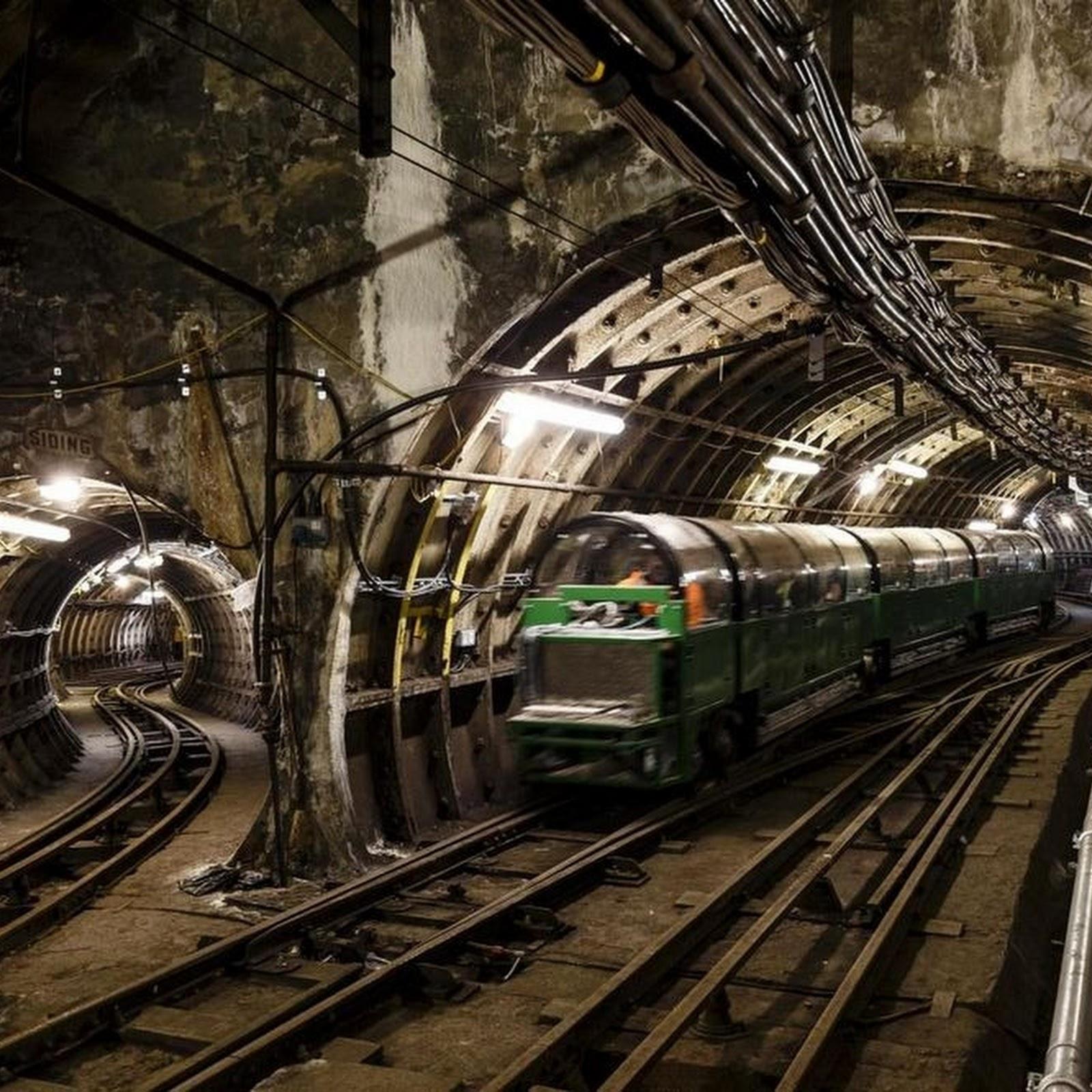 London's Mail Rail