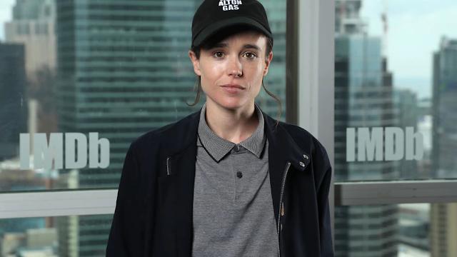 'Juno' Star Ellen Page: I'm A Transgender Man Named Elliot