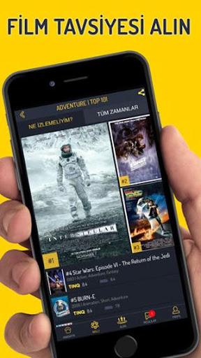 TINQ | Film ve Dizi tavsiyeleriyle sosyal ağ! screenshot 2