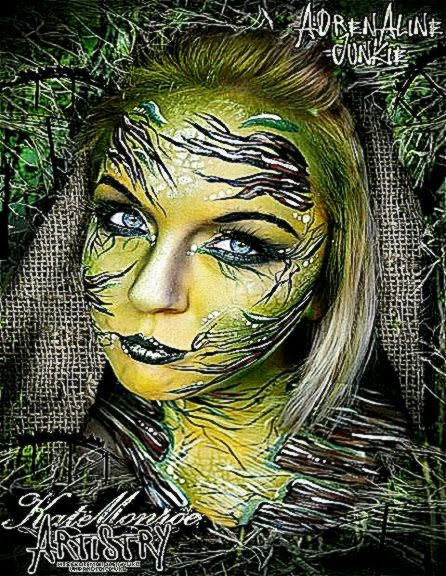 Pin by Kate Monroe Artistry on Kate Monroe Artistry   Face amp Body Art…