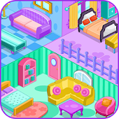 Tải Game New home decoration game