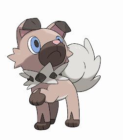 Pokémon Rockruff