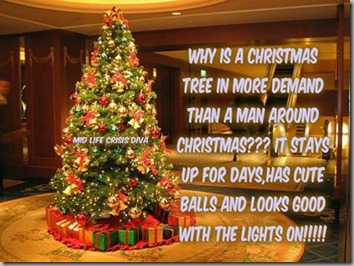 christmas tree in demand