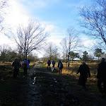 001-Nieuwjaarswandeling met de Bevers.Menno gidst ons door het mooie natuurgebied De Regte Heide te Go+»rle