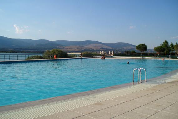 Matembalses embalse riosequillo for Buitrago de lozoya piscinas naturales