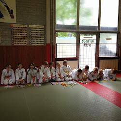 Kyu examens Kerkrade 2013
