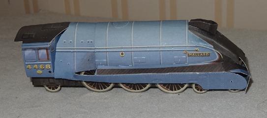 1938 Malard n.4468 classe A4 - LNER