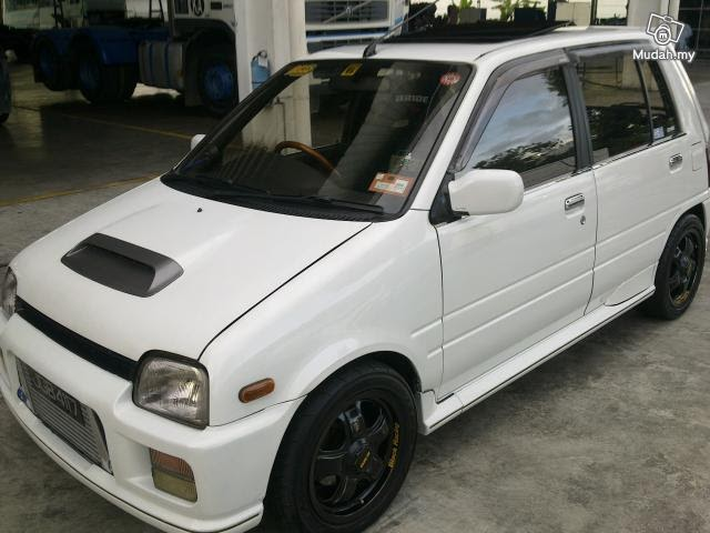 Updated: Perodua Kancil / Daihatsu Mira Photo Shots - BEN9166