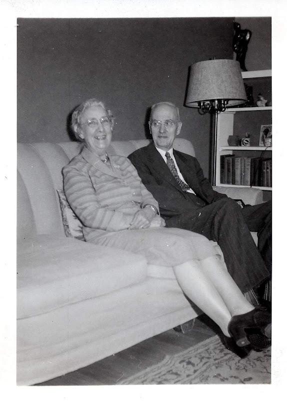Amelia and Fred Fuhrmann