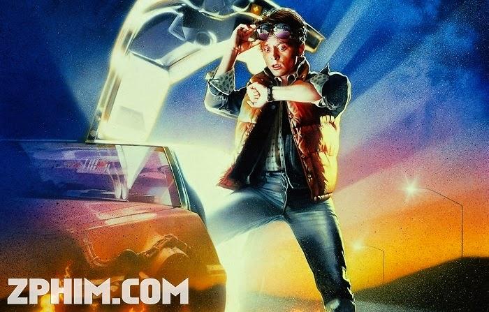 Ảnh trong phim Trở Về Tương Lai - Back to the Future 1