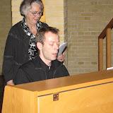 Nødhjælpsindsamling og gudstjeneste den 1. marts 2009