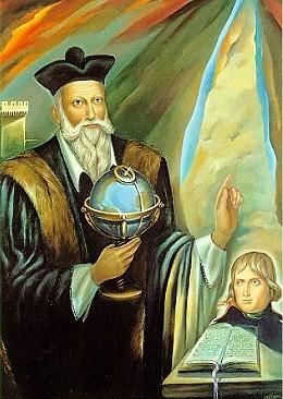 Nostradamus, Nostradamus