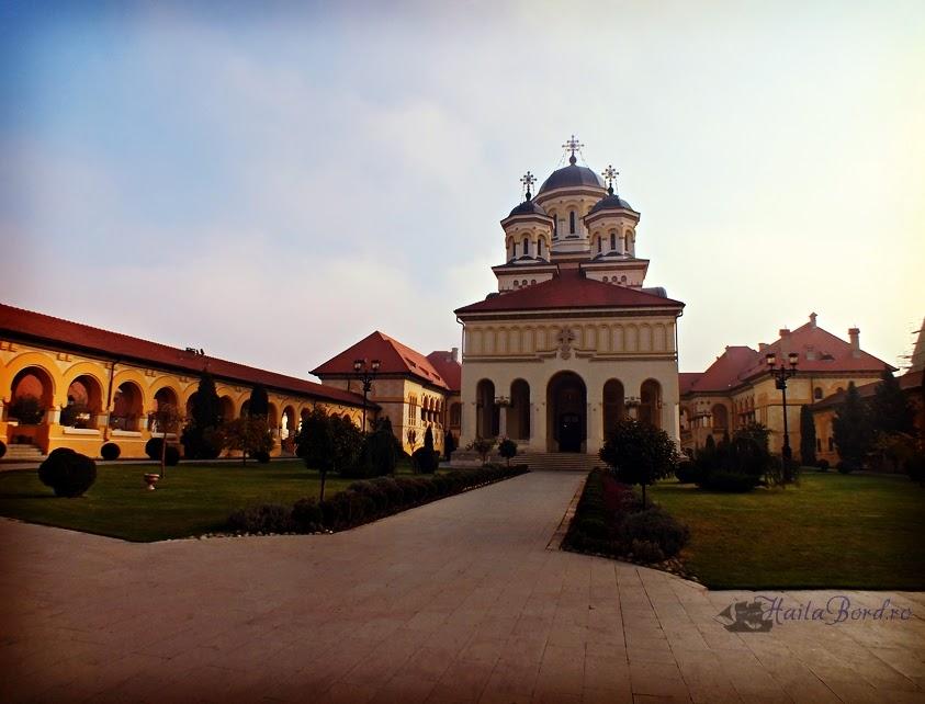 catedrala ortodoxa alba iulia