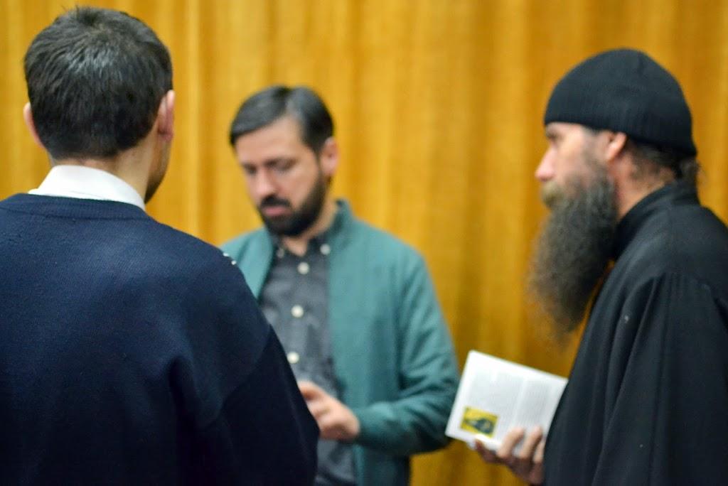095 Avva Justin Parvu si Sfintii inchisorilor (Teatrul Luceafarul, Iasi, 2014.03.19)