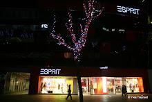 Sanlitun : décor nocturne du nouvel an chinois
