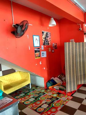 Ruang Baby Di Restoran Tam Nasi Ayam
