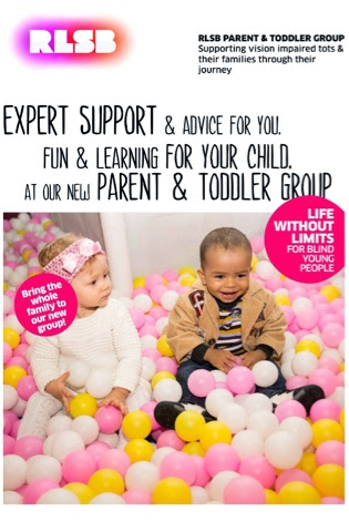 RLSB parent and toddler group penge