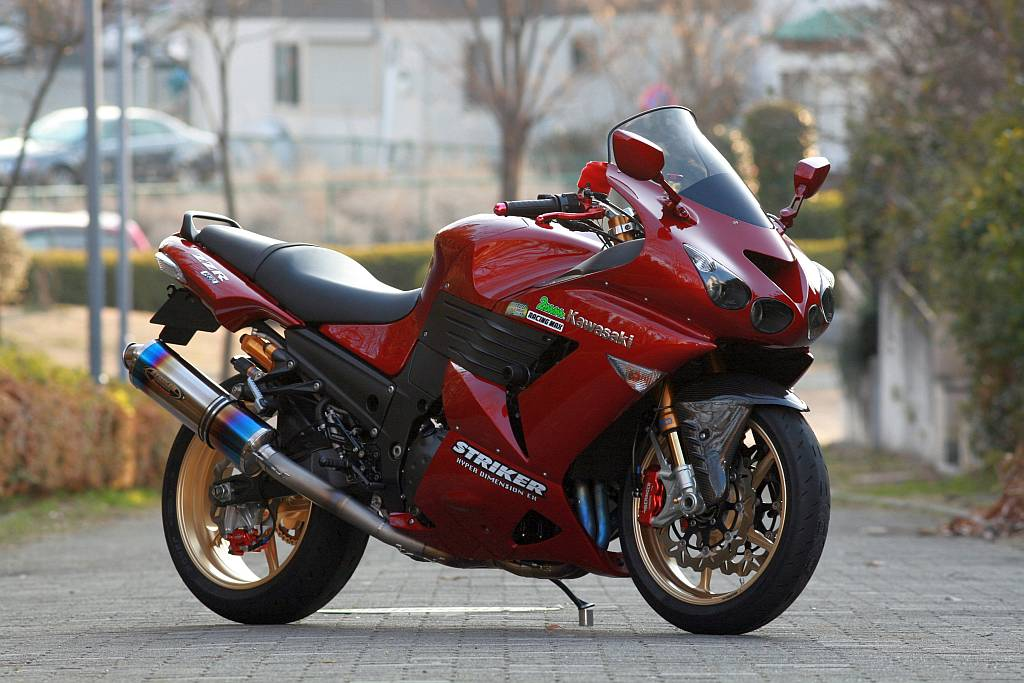 Planet Japan Blog Striker For Kawasaki Zzr 1400