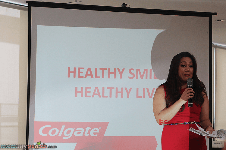 Colgate Oral Care Quiz Off With Mommy Bloggers