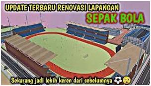 ID Stadion Sepak Bola di Sakura School Simulator Cek Disini