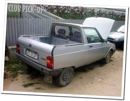 Oltcit Club pick-up 12 CS - autodimerda.it