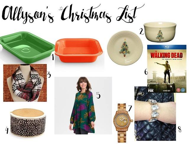 Allyson's Christmas List.pptx