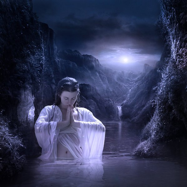 Holy Magic At Night, Night Magic