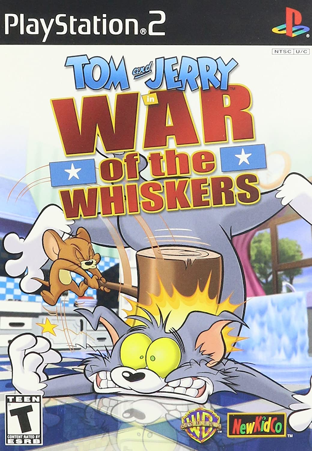 TOM & JERRY: IN WAR OF THE WHISKER