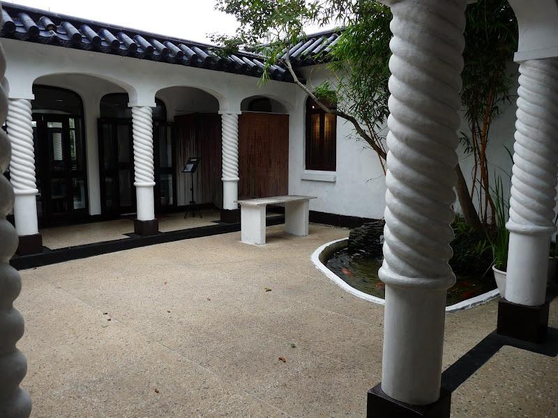 TAIWAN.Taipei Maison de l écrivain Lin Yutang,et divers - P1100475.JPG