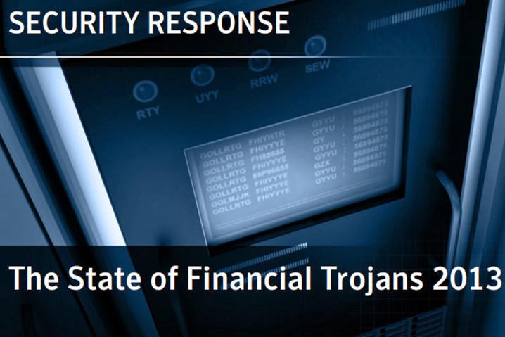1.400 instituciones financieras fueron víctimas de troyanos bancarios en 2013