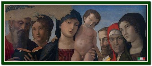 TO_PALREALEMUSEO_13 Mantegna Madonna col bambino e santi