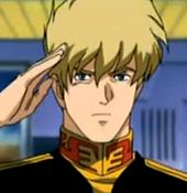 Johnny Ridden Mobile Suit Gundam MSV Battle Chronicle Johnny Ridden UC 0079