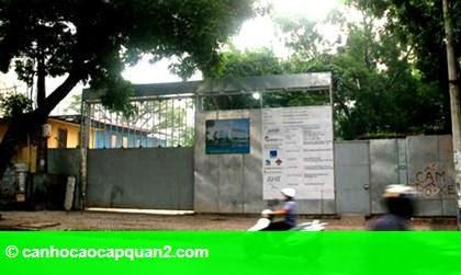 Hình 1: Hà Nội chấp thuận xây bãi đỗ xe ngầm trong Công viên Thống nhất