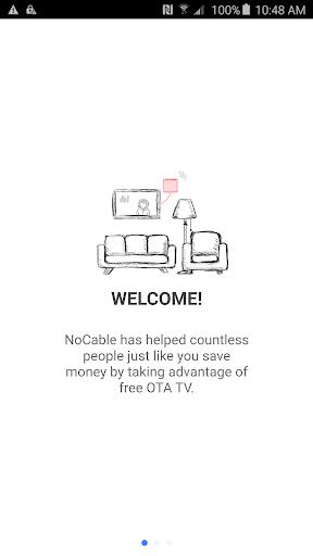NoCable - OTA Antenna & TV Guide App Apk 2
