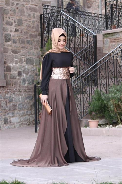 Turkish Hijab Dresses