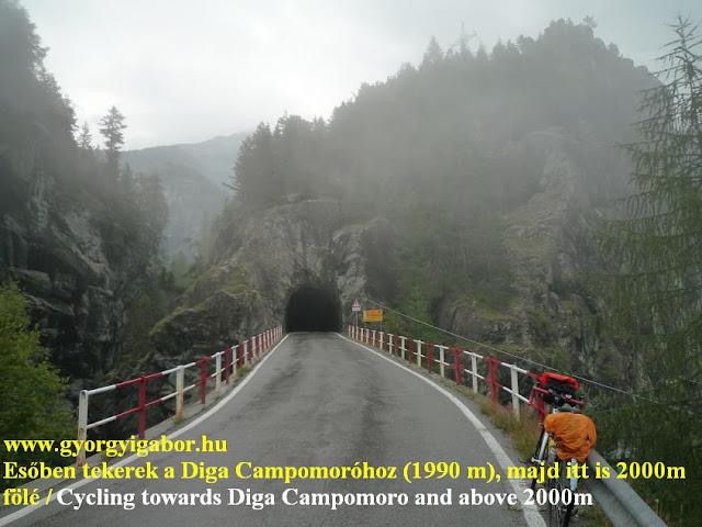 Diga Campomoro ( Alps Alpok Alpen ) Györgyi Gábor 2011