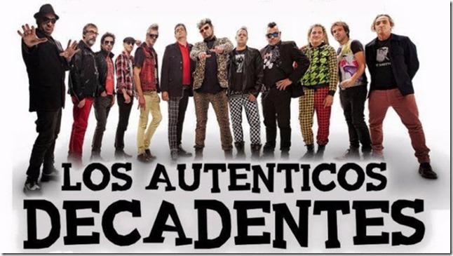 Los Autenticos Decadentes en Mexico Foro Sol 2017 venta de boletos
